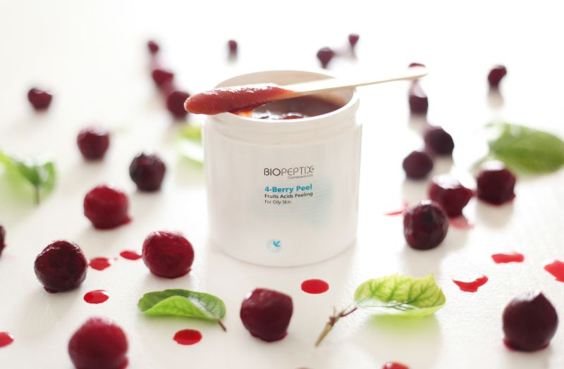 4 - Berry Peel